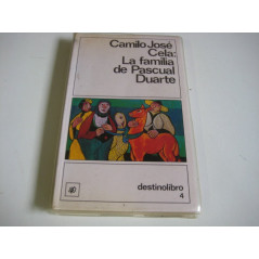 La Familia de Pascual Duarte [Paperback] Cela, Camilo José