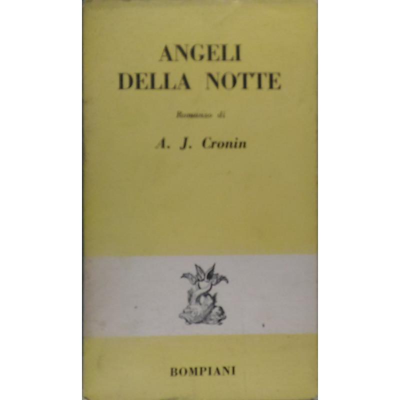 ANGELI NELLA NOTTE [Paperback] CRONIN
