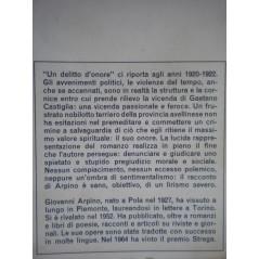 Giovanni Arpino: Un delitto d'onore Ed. Integrale Mondadori [SR] A75 [Unknown Binding]
