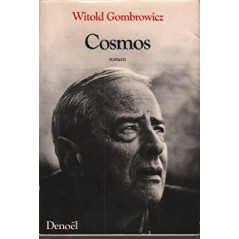 Cosmos Gombrowicz,Witold and Sédir,Georges