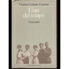 L'ora del tempo [Paperback] Virginia G. Garrone