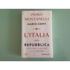 L'Italia della Repubblica [Flexibound] Indro Montanelli and Mario Cervi