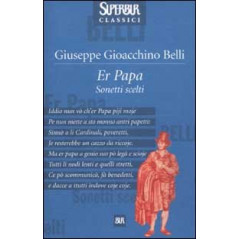 Papa. Sonetti scelti (Er) Belli, Gioachino and Spagnoletti, G.