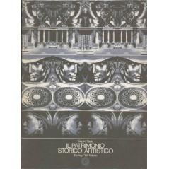 Il patrimonio storico-artistico [Paperback] Emiliani Andrea e altri
